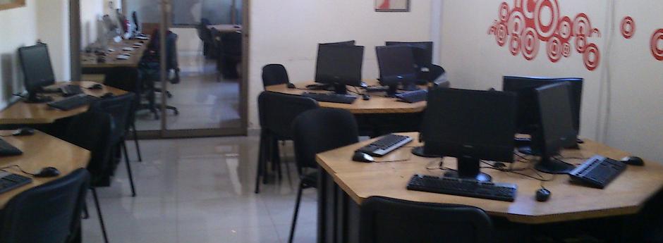Áreas de trabajo para Desarrollo de diversas Tareas