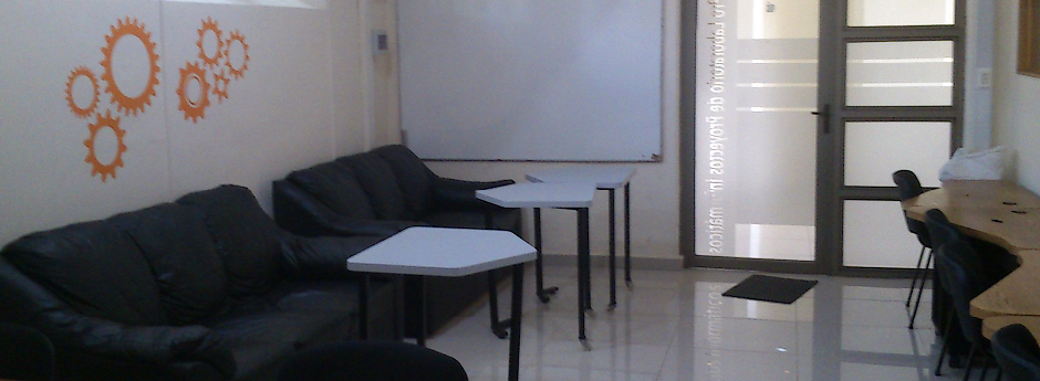 Cómodos espacios para estudio y trabajo